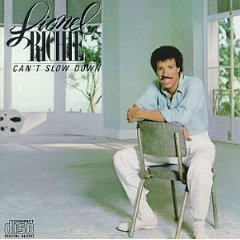 Lionel Richie Cant Slow Down